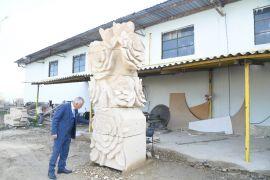 Isparta Gülü ile Türk mimarisi birleşti