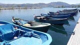 Su ürünleri av yasağı başladı