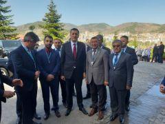 Başkan Gök, AK Parti Kızılcahamam kampına katıldı