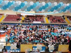 Dünya Masa Tenisi Günü'nde Masa Tenisi Festivali