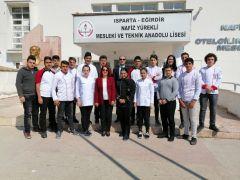 Lise öğrencileri  stajlarını Portekiz ve Yunanistan'da yapacak