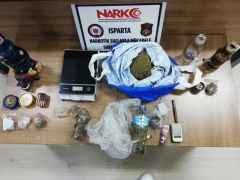 Öğrenci apartlarında uyuşturucu operasyonu: 6 gözaltı