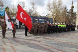 Türk Polis Teşkilatı'nın 174.yıldönümü Isparta'da kutlandı