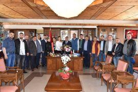 Başkan Gök'ten birlik ve beraberlik içinde hizmet temennisi
