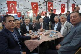 TBMM Başkanvekili Bilgiç, Isparta Gönül Sofrası'nda iftar verdi