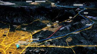 Isparta Belediyesi'nden Elektrikli Banliyo Hattı ve Millet Bahçesi Proje çalışmaları