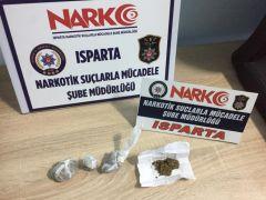 Uyuşturucuyu iç çamaşırında gizleyen şahıs tutuklandı