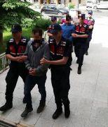 Isparta'da terör örgütü şüphelisi 17 kişi yakalandı