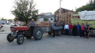 Isparta'dan dünyaya domates ihraç eden köy, göç vermek yerine göç alıyor
