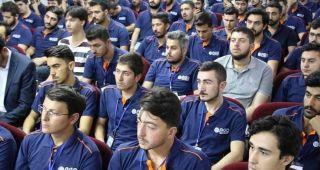 AGD'nin üniversite başkanlarına 4 günlük Isparta kampı