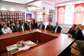 Başkan Başdeğirmen'den 19 Eylül'de gazilere dernek binası müjdesi