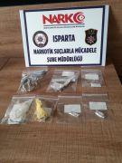 Isparta'da 'zehir' operasyonu: 2 gözaltı