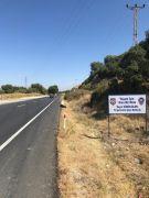 Isparta'da Polisten yorgun sürücüye çay daveti