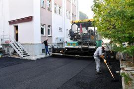 Isparta Belediyesi'nden şehrin her noktasında çalışma
