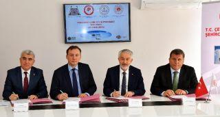 Isparta Belediyesi 'Uygulamalı Çevre Eğitimi Protokolü' imzalandı