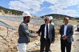 Isparta İl Özel İdaresi kendi elektriğini üretecek