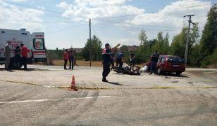 İzne gelen asker, bir gün önce satışa çıkardığı motosikletiyle kazada öldü