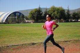 Olimpiyat madalyalı Milli Atlet, Türk kadının gücünü yeniden dünyaya göstermek istiyor