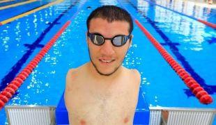 Şampiyon yüzücüler hikayelerini SDÜ'de anlatacak