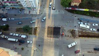 Isparta'da kavşak iyileştirme çalışmaları ile trafik akışı hızlanacak