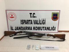 Isparta'da uyuşturucu operasyonu: 7 gözaltı