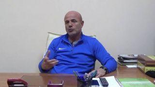 Isparta 32 Spor'un yeni Teknik Patronu 'Dobi Hasan' lakaplı Hasan Şengün oldu