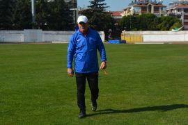 Isparta 32 Spor Teknik Direktörü Hasan Şengün, görevine başladı