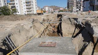 Isparta Belediyesi'nden 3 mahallede yağmur suyu ve alt yapı düzenlemesi