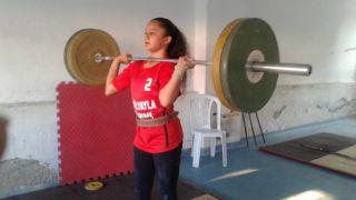 Ispartalı 2 halterci ve 1 antrenör Milli Takım Kampı'na davet edildi