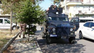 Pompalı tüfekle pencereden ateş açan şahıs polis tarafından ikna edildi