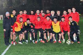 Başkan Başdeğirmen'den amatör futbola destek müjdesi