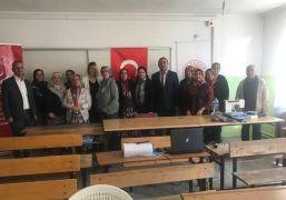 İslamköy'de, 3 Bakanlık işbirliğiyle kooperatifçilik geliştirme kursu