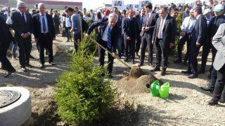 Isparta'da 'Bugün fidan yarın nefes' etkinliği: 145 bin fidan toprakla buluştu