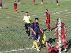 Isparta'daki yerel derbiyi Emrespor kazandı: 0 – 1