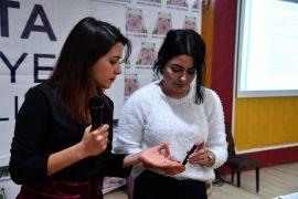 Isparta Belediyesi'nden 'Çocuk ve Ergenlerde Zararlı Maddelerden Korunma' ve 'Diyabet' semineri