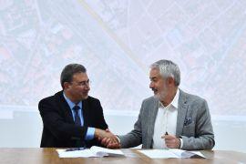 Isparta Belediyesi ile DDY arasındaki protokolle kentteki trafik yükü azaltılacak