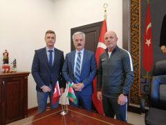 """Isparta Valisi Ömer Seymenoğlu: """"Isparta 32 Spor hepimizin takımı, üzerimize düşeni yapacağız"""""""