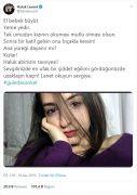 Sanatçı Haluk Levent'ten genç kızlara 'Güleda' mesajı