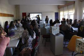 Avrupa öğrenciler Isparta'yı tanıyor