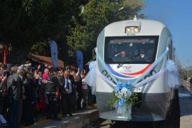 Göller Ekspresi, ilk 2 ayda 7 bin 342 yolcuya hizmet verdi