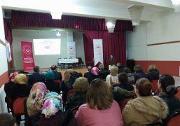 Isparta'daki kadınlara 'Muhasebe Finansman ve Kooperatifçilik Geliştirme Kursu'