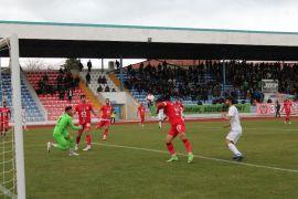 Isparta 32 Spor, kendi evinde Ortaca Belediyespor'u mağlup etti: 2-1