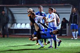 Isparta Belediyesi Futbol Turnuvası'nda şampiyon Fen İşleri Müdürlüğü oldu