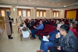 Isparta Belediyesinden ailelere mahremiyet eğitimi