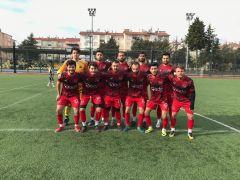 Isparta Emrespor'dan 23 gollü fark