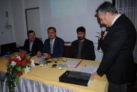 Isparta İl Genel Meclisi Toplantısı ilk kez Eğirdir'de gerçekleştirildi