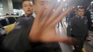 Isparta Şehir Hastanesi'nde özel güvenlikçiler, gazeteciye saldırdı