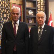 MHP Lideri Bahçeli, yoğun bakımdaki Isparta İl Başkanının eşi ve oğluyla telefonla görüştü