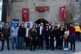 Üniversitelilerden, belediye desteğiyle 'Isparta Tarihiyle Yüzleşiyor Projesi'