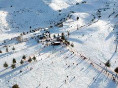 Davraz Kayak Merkezi'nde yeni imkanlarla 750 bin ziyaretçi hedefi